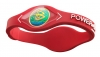 Power Balance Armband Silikon red