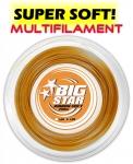 Tennissaite - BIG STAR - RIBBON SOFT  - 200 m