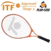 Tennisschläger- Topspin Junior Fire 2 (Stage 2) orange