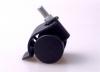 Laufrolle für Standfuss und Maschinen, mit Feststellbremse