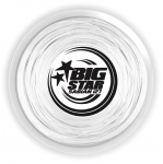 Tennissaite - BIG STAR -SABIAN 127 WHITE - 200 m