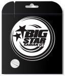 Tennissaite - BIG STAR - SABIAN WHITE 127  - 12 m