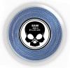 Tennissaite - BLACK SKULL - SAW - blau - 200 m