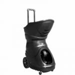 Ballwurfmaschine - Siboasi 4015 - schwarz