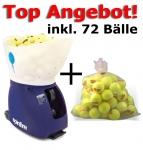 Ballmaschine Spinfire Pro 2 mit Fernbedienung inkl. 72 Tennisbälle