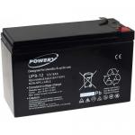 Ersatzbatterie für Spinshot Maschinen