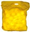Tennisbälle - DISCHO Practice - 60 Bälle im Polybag - gelb