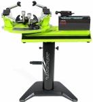 Besaitungsmaschine - SUPERSTRINGER T70 electronic Special Edition - grün