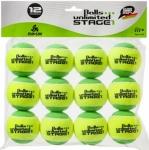 Tennisbälle - Balls Unlimited Stage 1 gelb/grün 12er Beutel