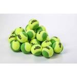 Tennisbälle - Balls Unlimited Stage 1 gelb/grün 60 Bälle