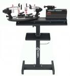 Besaitungsmaschine - TennisMan StringMaster Deluxe LE Elektronik mit Standfuß
