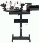 Besaitungsmaschine - TennisMan StringMaster Deluxe Elektronik mit Standfuß