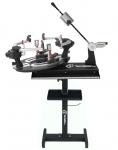 Besaitungsmaschine - TennisMan StringMaster Deluxe inkl. Standfuß