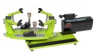 Besaitungsmaschine - SUPERSTRINGER T70 electronic - grün