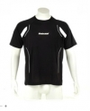 Babolat - Tee-Shirt Boy Club - schwarz
