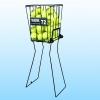 DISCHO - Teloon Ballkorb 72 mit Rädern