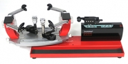 Besaitungsmaschine - SUPERSTRINGER T70 electronic SE - rot