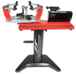 Besaitungsmaschine - SUPERSTRINGER T70 electronic Special Edition - rot