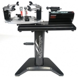 Besaitungsmaschine - SUPERSTRINGER T80 electronic SE - mit Standfuß
