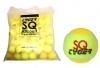 Tennisbälle TYGER SQ-Allcourt 60 Stck gelb/gold -  ITF Approved