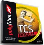 Tennissaite - Polyfibre TCS rough - 12 m