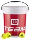 Wilson - Balleimer (Team W) - für 72 Bälle