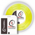 Tennissaite - TechnoColor(SuperDurance)  - gelb - 200 m