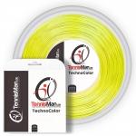 Tennissaite - TechnoColor - gelb - 12 m