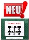 Neu! Tennis Scorer Kompakt - Größe 78 x 60