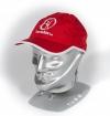Tennisman- Dry-FAST Cap - rot