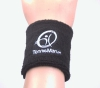 Tennisman - Schweissband - Wristband - schwarz