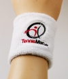 Tennisman - Wristband -white