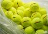 Tennisbälle - TENNISMAN PERFECT TRAINER - 72 Bälle im Polybag - gelb