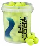 Tennisbälle - Balls Unlimited Code Blue 60 Bälle im Eimer