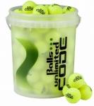 Tennisbälle - Balls Unlimited Code Green 60 Bälle im Eimer