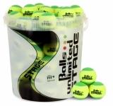 Tennisbälle - Balls Unlimited Stage 1 - 60 Bälle im Eimer (2017)