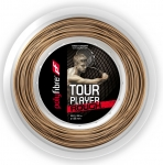 Tennissaite - Polyfibre Tour Player rough - 200 m