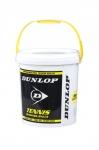 Dunlop Ball Eimer 60 Bälle (leer)