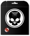 Tennissaite - BLACK SKULL - TREASURE ROUGH - 12 m