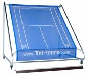 Tri-tennis® XXL Tenniswand (Mesh Segel)