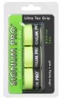Signum Pro - Ultra Tac Grip - gelb - 3er