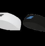 Babolat - Logo Headband - White/Black - 2018