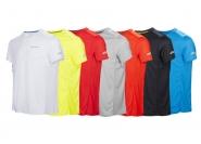 Babolat - T-Shirt - Core Flag Club Tee (2017)