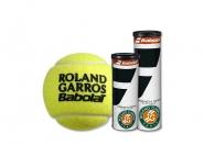 Tennisbälle - Babolat French Open / Roland-Garros 3er Dose