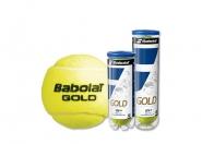 Tennisbälle- Babolat Gold 3er Dose