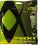 Tennissaite - Völkl - V-FUSE HYBRID - Yellow/Black - 12 m