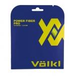 Tennissaite - Völkl - POWER FIBER PRO - Neon Yellow - 12 m