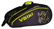 Tennistasche - Völkl - TOUR MEGA - Black/Neon Yellow