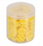 Vibrastop- Discho - Vibra Buster- gelb - 100er Pack