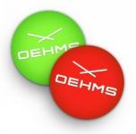 Vibrastop - Oehms- rot/grün